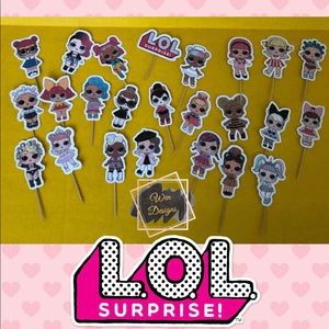 lol surprise dolls